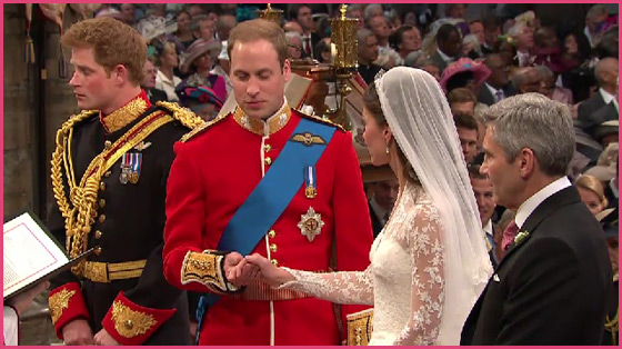 Prinz William Kate Middleton Hochzeit 15 Hochzeit: Prinz William und Kate Middleton haben geheiratet!