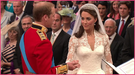 Prinz William Kate Middleton Hochzeit 16