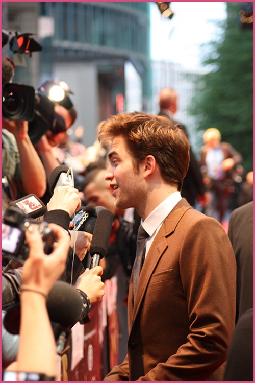 Robert Pattinson Berlin WFE 44