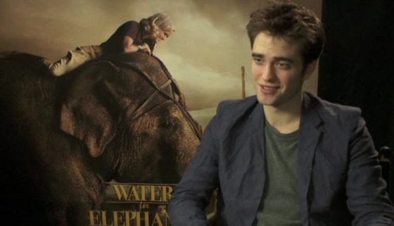 Robert Pattinson WFE Press Junket