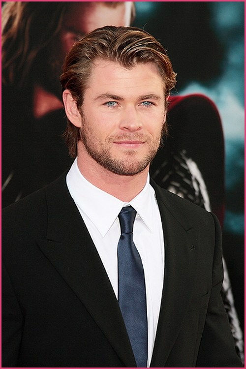 Chris Hemsworth Thor Premiere 1
