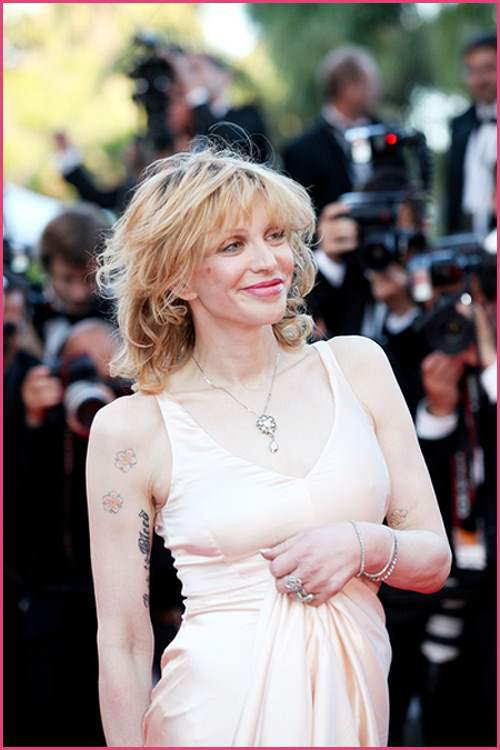 Courtney Love Cannes 2011