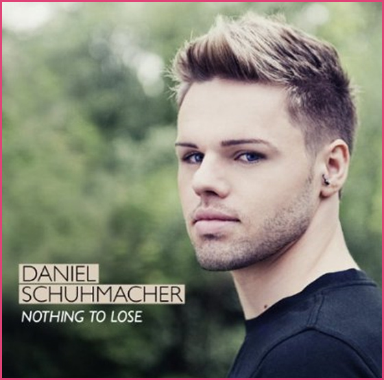 Daniel-Schuhmacher-Nothing-To-Lose-Cover