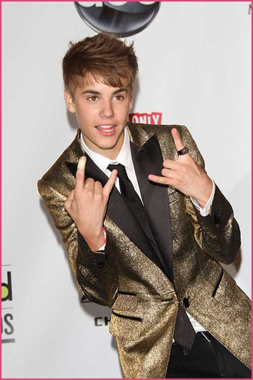 Justin Bieber Billboard Music Awards 2011 4