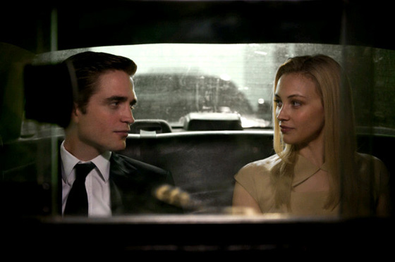 Robert Pattinson Cosmopolis Still 1 Robert Pattinson war erfrischend normal am Set