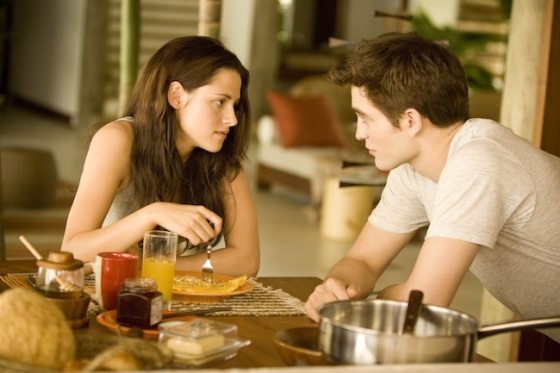 Robert Pattinson Kristen Stewart Breaking Dawn 560 Robert Pattinson vergibt Kristen Stewart den Seitensprung