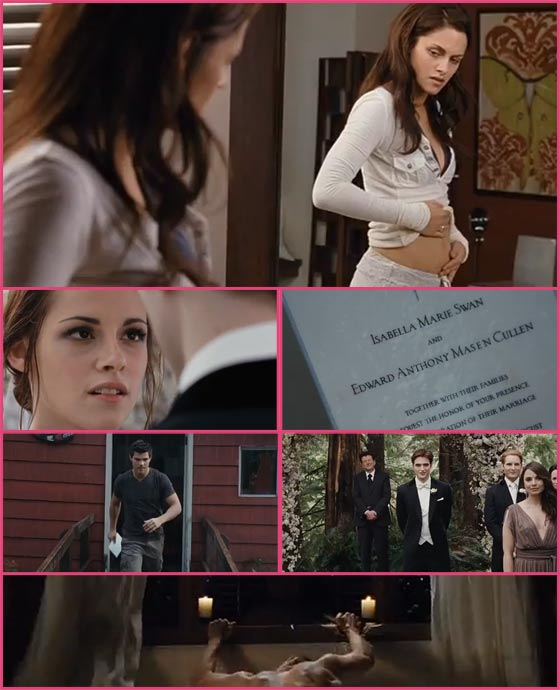 Breaking Dawn Trailer 1