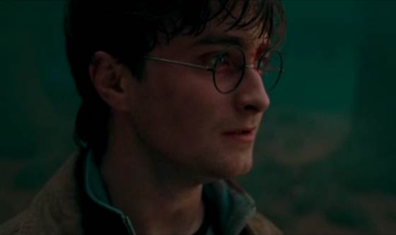 Daniel Radcliffe HP7 Sneak Peek