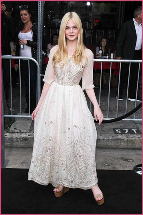 Elle Fanning Super 8 Premiere Los Angeles Elle Fanning & Tom Cruise: Super 8 Premiere Los Angeles!