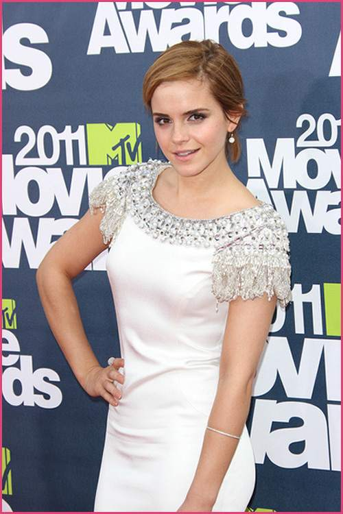 emma watson 2011 mtv movie. awards 2011; tom felton