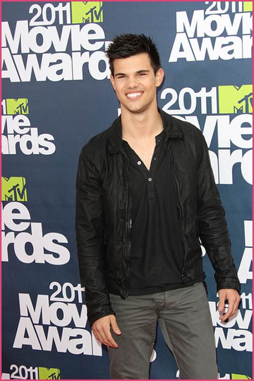 Taylor Lautner - MTV Movie Awards 2011 | PR Photos