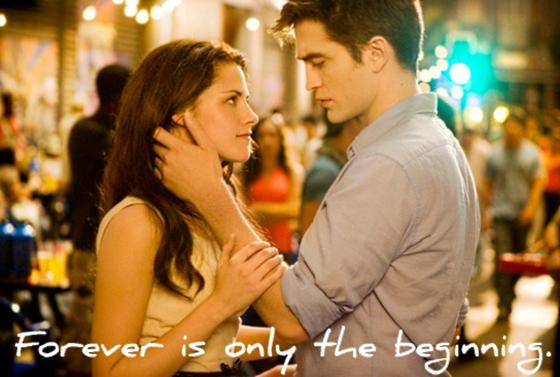 breaking dawn robert pattinson kristen stewart for