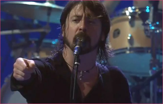 Dave-Grohl-Foo-Fighters-Konzert