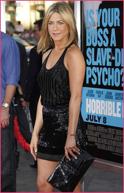Jennifer Aniston Horrible Bosses Premiere Horrible Bosses Premiere in Los Angeles