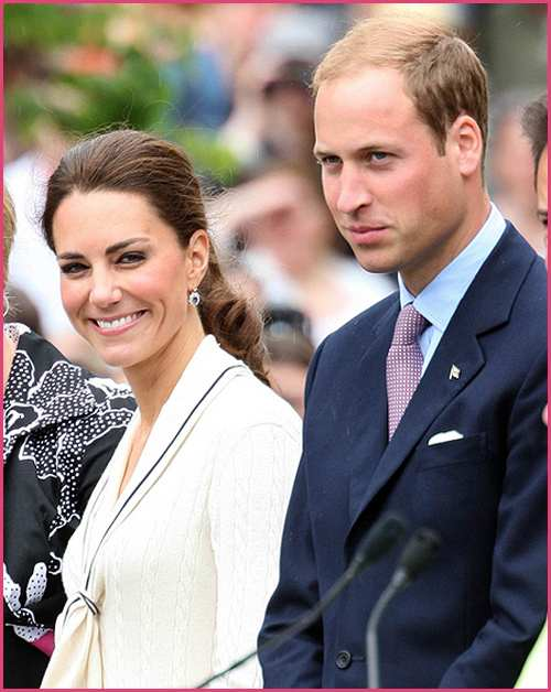 Prinz William Kate Middleton Edward Island Prinz William und Kate Middleton in Los Angeles angekommen!