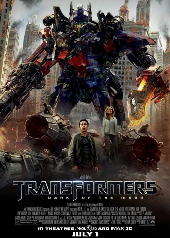 Transformers-3-Poster