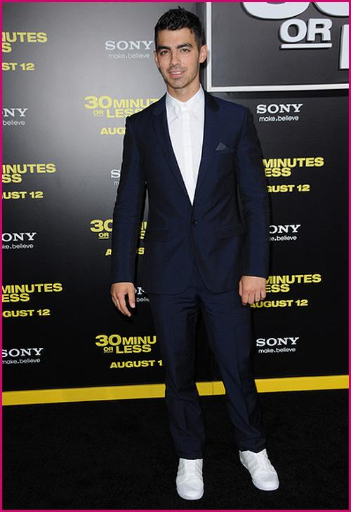 Joe Jonas 30 Minutes Premiere 3 Will Joe Jonas Ex Freundin Taylor Swift zurück?