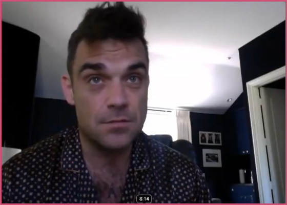 Robbie Williams Zuhause Blog So wohnt Robbie Williams in Los Angeles!