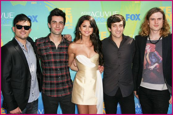 Selena Gomez Teen Choice Awards 2011 1 Australian Kids' Choice Awards: Die Nominierungen