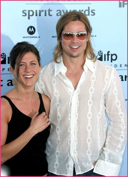 Brad-Pitt-Jennifer-Aniston-IFP-Awards-2003