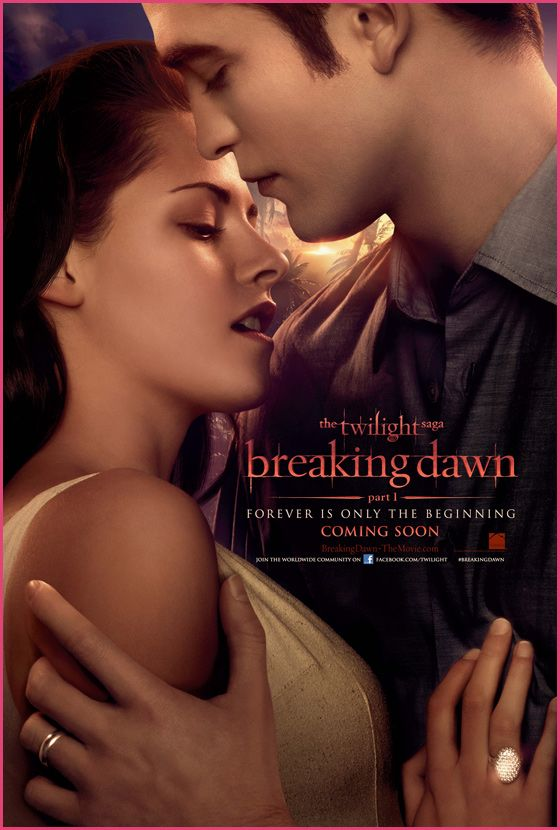 "Breaking Dawn Teil 1 Teaser Poster ""Breaking Dawn"": Jack Morrissey über Robert Pattinson, Muse und den Soundtrack!"