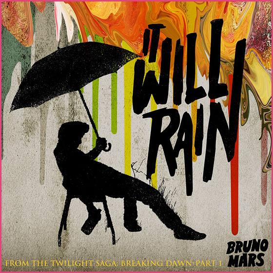 Bruno Mars It Will Rain Cover Breaking Dawn Bruno Mars auf dem Breaking Dawn Soundtrack!