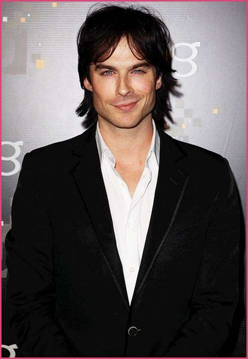 Ian Somerhalder CW Premieren Party 2011 Ian Somerhalder & Nina Dobrev: Nackt Gag am Vampire Diaries Set!