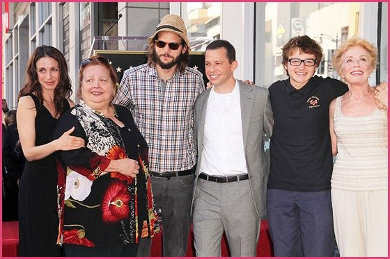 Jon-Cryer-Two-and-a-Half-Men-Cast-Walk-Of-Fame