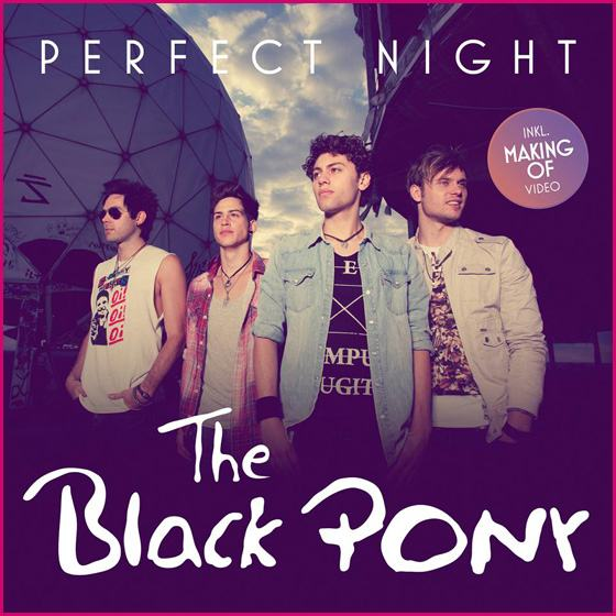 The-Black-Pony-Perfect-Night-Cover