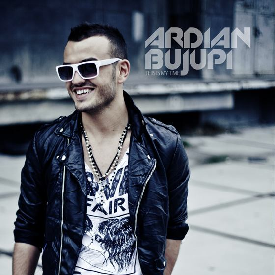 Ardian Bujupi This Is My Time Single Cover Ardian Bujupi und Pietro Lombardi bei The Dome 60!