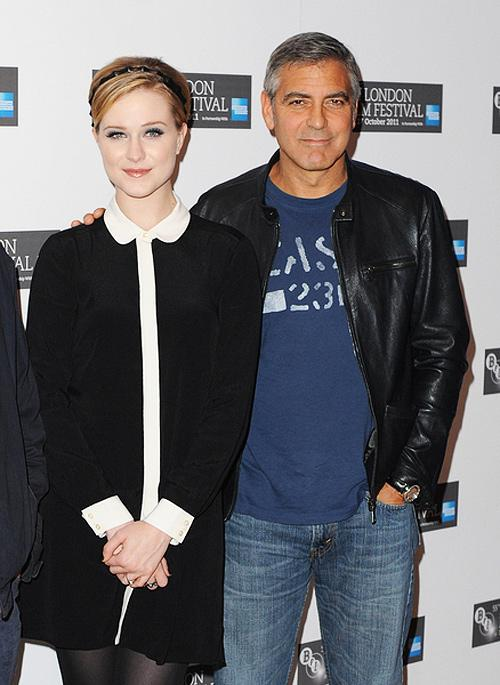 Evan-Rachel-Wood-George-Clooney-Ides-of-March-Photocall-London-1