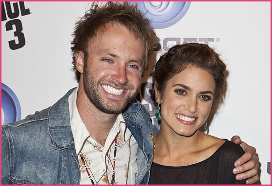 Nikki-Reed-Paul-McDonald-Just-Dance-3-Launch