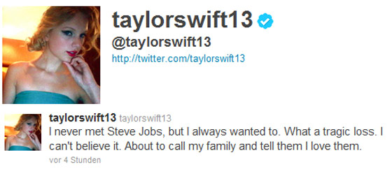 Taylor-Swift-Tweet-Steve-Jobs