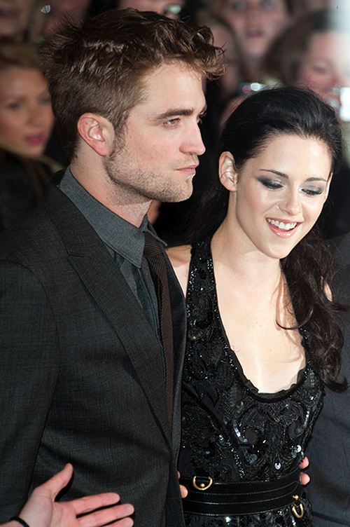 Breaking Dawn UK Premiere Robert Pattinson Kristen Stewart 5 Robert Pattinson wirft Kristen Stewart aus gemeinsamen Haus