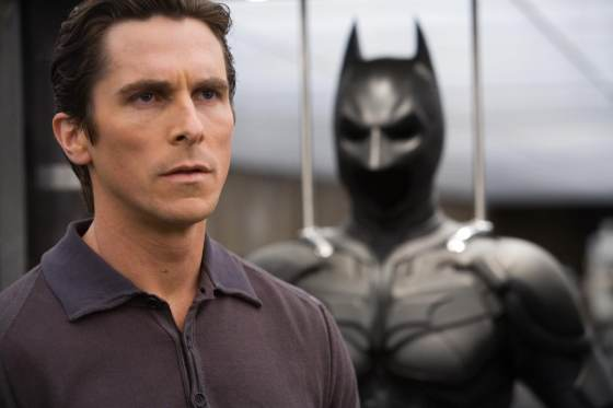 Christian Bale The Dark Knight Christian Bale: Nie wieder Batman!