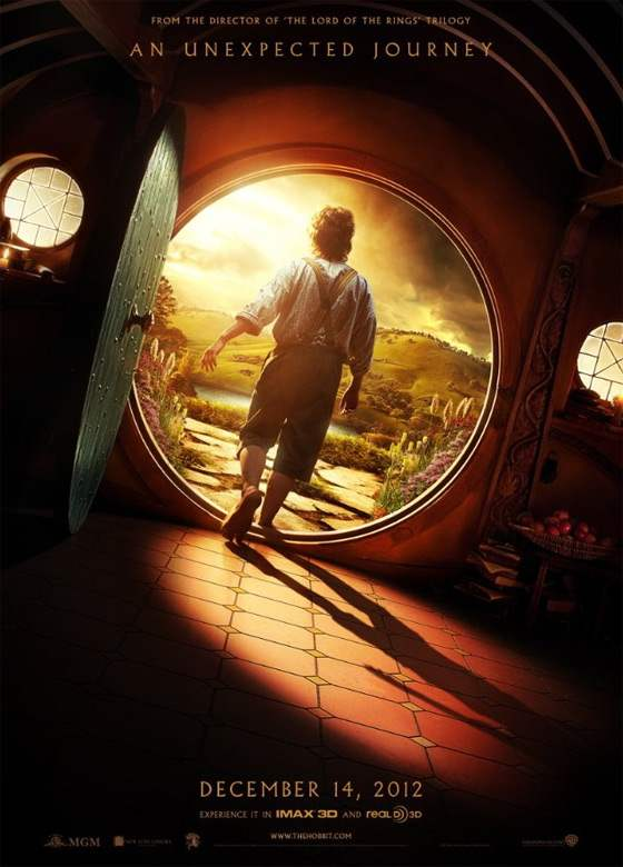 The Hobbit Poster Der Hobbit Weltpremiere findet in Wellington statt