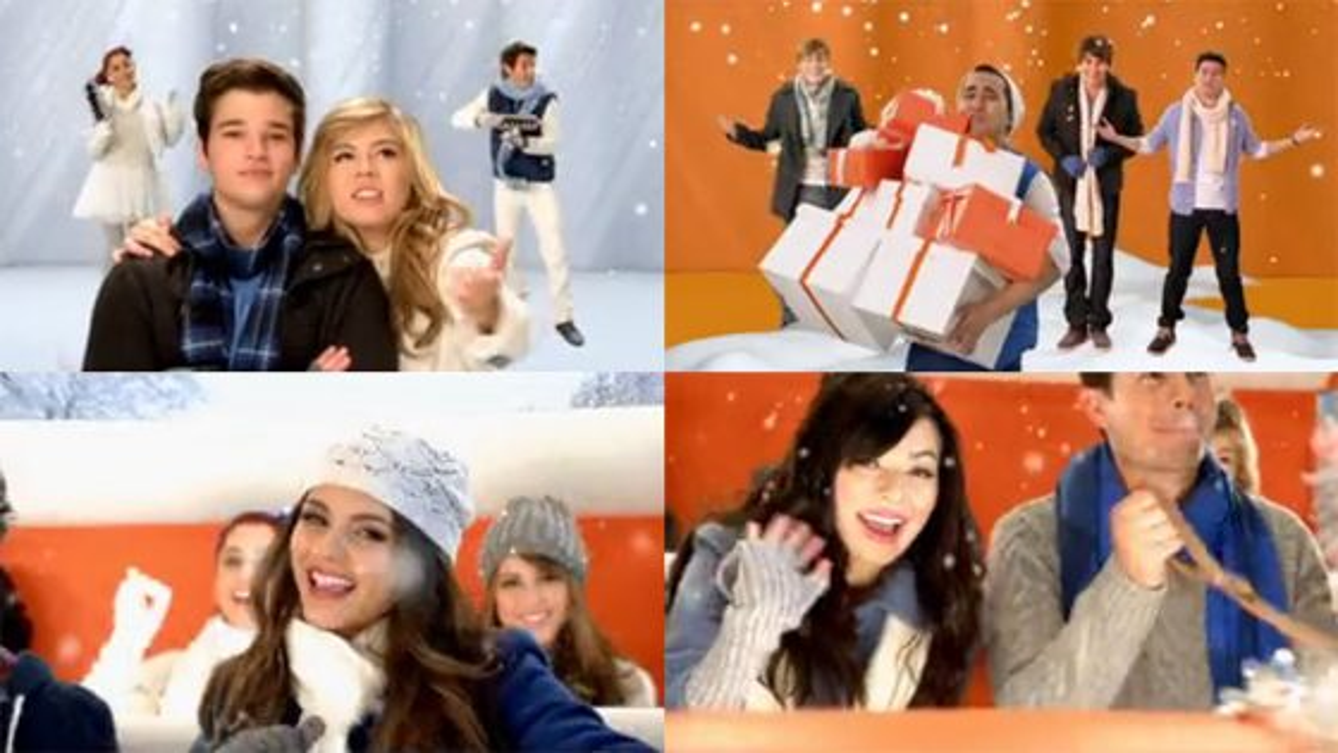 Victoria-Justice-Miranda-Cosgrove-Nick-Weihnachten