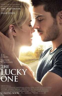 Zac-Efron-The-Lucky-One-Poster-250x386