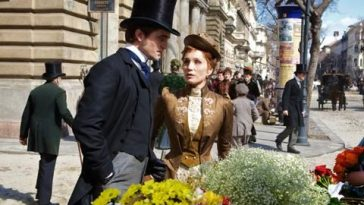 Bel Ami Robert Pattinson Jan 2012