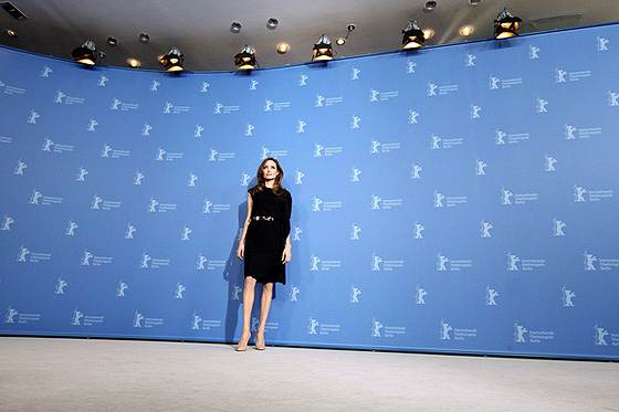 Angelina Jolie bei der Berlinale 2012 | PR Photos
