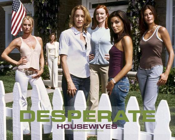 Desperate Housewives altes Promobild Desperate Housewives müssen vor Gericht aussagen