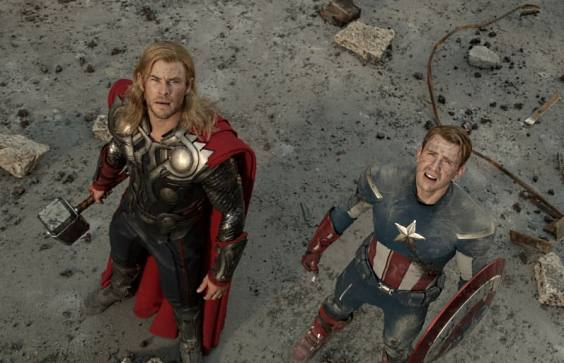 Marvels The Avengers 2012 Trailer Knackt The Avengers am Wochenende die $500 Millionen Marke?
