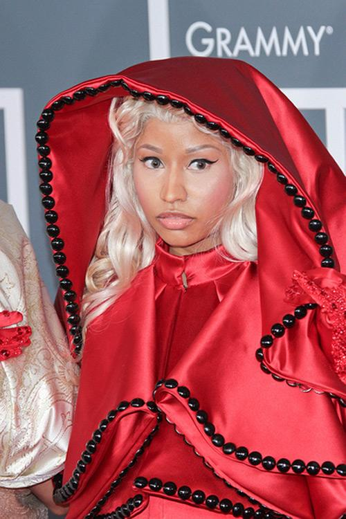 Nicki Minaj Grammy Awards 2012 2 Nicki Minaj als Jurorin bei American Idol?