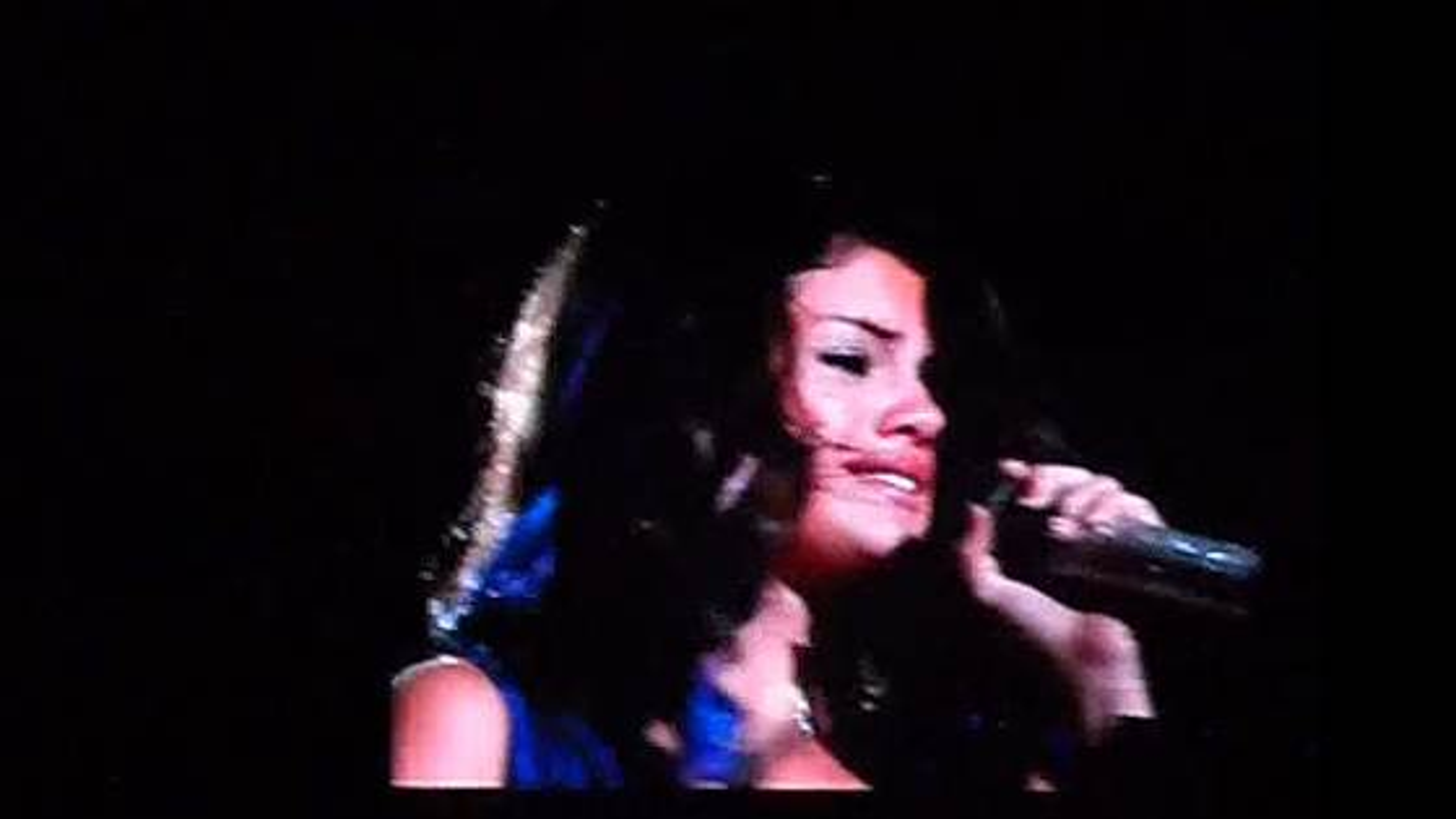Selena-Gomez-Tränen-Konzert-Buenos-Aires