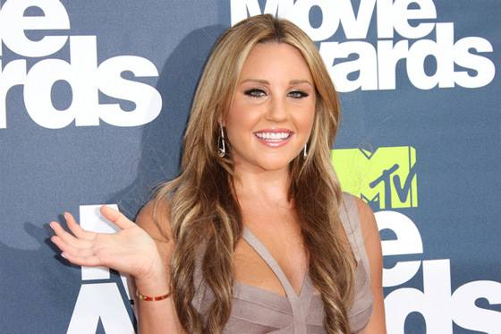 Amanda Bynes MTV Movie Awards 2011 Amanda Bynes: Flucht vor einem Cop