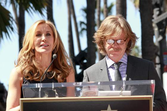 Felicity Huffman auf dem Walk Of Fame | PR Photos