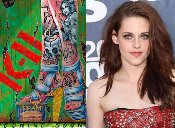 Kristen Stewart has dropped out of the transgender indie K11 which is being directed by her mother and will feature her brother Cameron