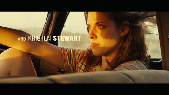Kristen Stewart On The Road Trailer Kristen Stewart: On the Road Dreh war echt verrückt