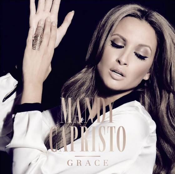 Mandy Capristo Grace Cover Mandy Capristo unplugged   Start ihrer Solokarriere mit Grace