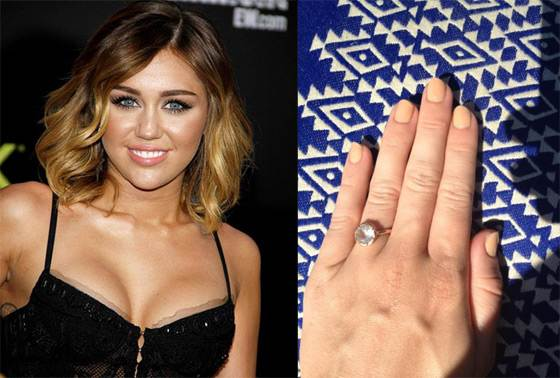 Miley-Cyrus-Ring-Finger